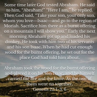 Abraham Tested